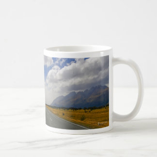 New Zealand: The Road to Aoraki Classic White Coffee Mug