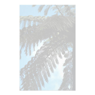 New Zealand Tree Fern Stationery Paper