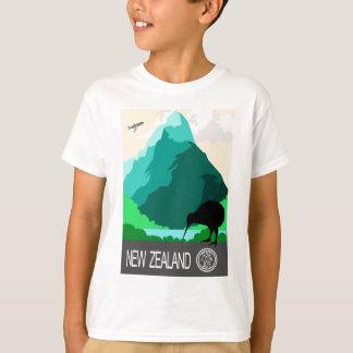 New Zealand vintage design T-Shirt