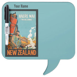 New Zealand vintage travel message board