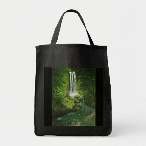 New Zealand Waterfall Bag