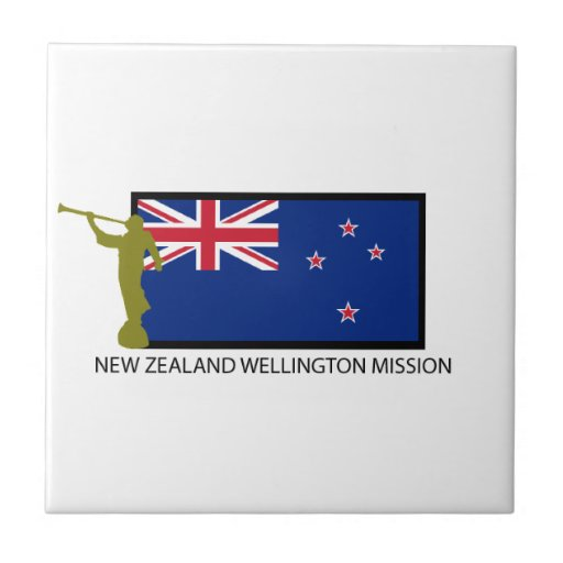 NEW ZEALAND WELLINGTON MISSION LDS CTR SMALL SQUARE TILE