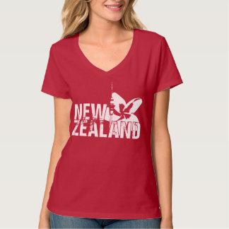 New Zealand Women's T-Shirt