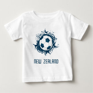 New Zealand World Infant T-shirt