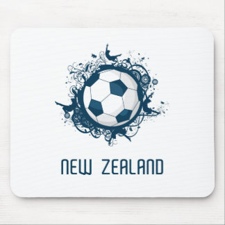 New Zealand World Mouse Pad