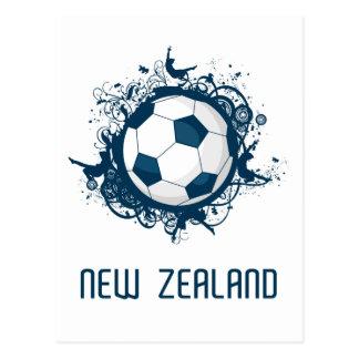 New Zealand World Postcard
