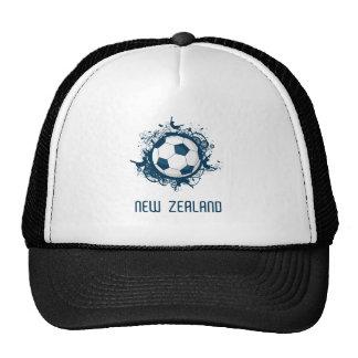 New Zealand World Trucker Hat