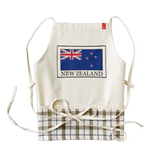 New Zealand Zazzle HEART Apron