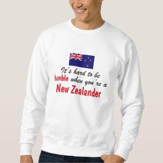 New Zealander humilde Pulóver Sudadera