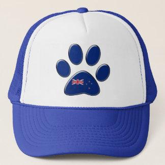 New Zealander patriotic cat Trucker Hat