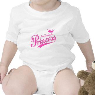 New Zealander Princess T Shirts
