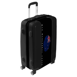 New Zealander touch fingerprint flag Luggage