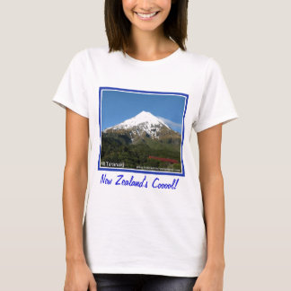 New Zealand's Coool! Digital Print T shirt