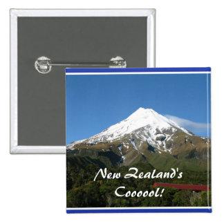 New Zealand's Coooool! Rectangle Button