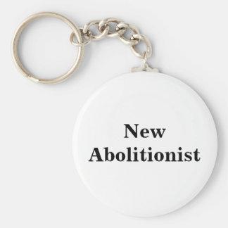 NewAbolitionist Keychain