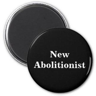 NewAbolitionist Magnet