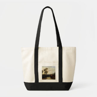 Newark Abbey, 1807 (oil on canvas) Tote Bag