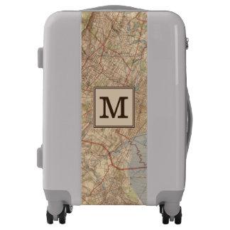 Newark and Elizabeth, New Jersey | Monogram Luggage