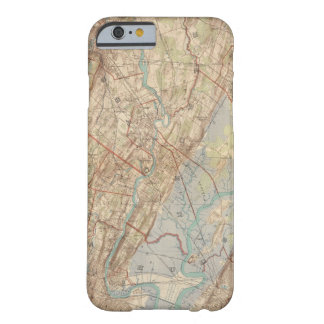 Newark and Paterson, New Jersey Barely There iPhone 6 Case