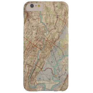 Newark and Paterson, New Jersey Barely There iPhone 6 Plus Case