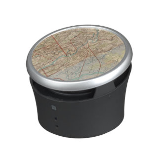 Newark and Paterson, New Jersey Bluetooth Speaker