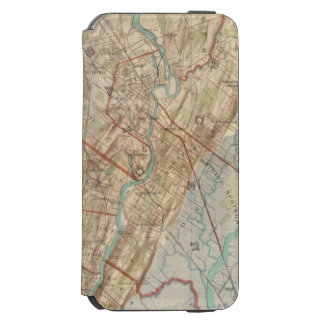 Newark and Paterson, New Jersey iPhone 6/6s Wallet Case