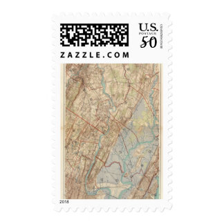 Newark and Paterson, New Jersey Postage