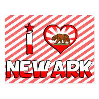 Newark, CA Postales