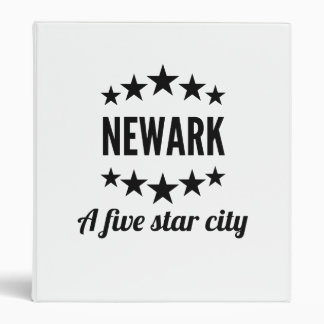 """Newark cinco Star City Carpeta 1"""""""
