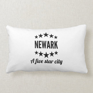 Newark cinco Star City Cojín