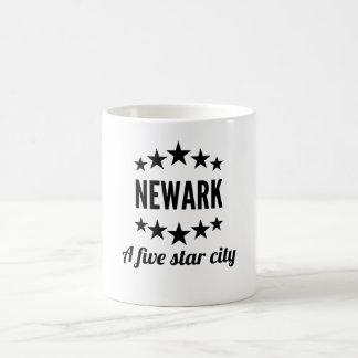 Newark cinco Star City Taza Mágica