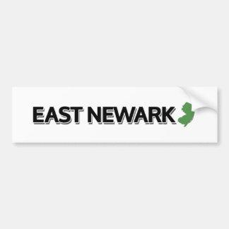 Newark del este, New Jersey Pegatina Para Coche