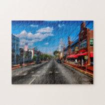 Newark Delaware Town. Jigsaw Puzzle