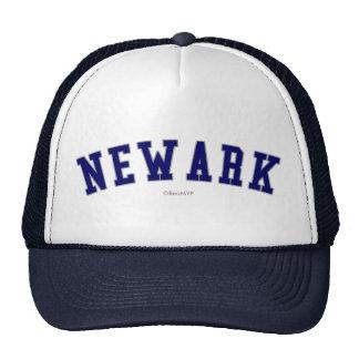 Newark Gorros Bordados