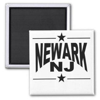 Newark NJ Imán Cuadrado