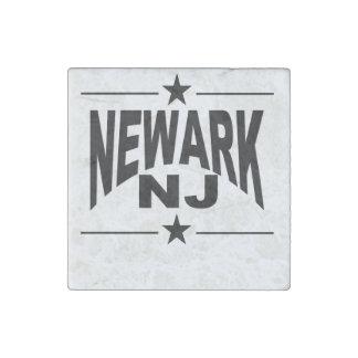 Newark NJ Imán De Piedra