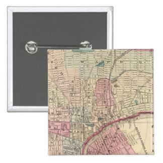 Newark, NJ Pinback Button