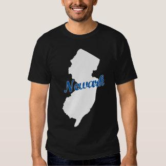 Newark NJ Remera