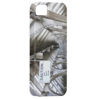 Newark Penn Station Roof Lattice iPhone 5/5S case