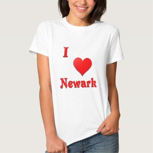 Newark -- Rojo Tshirt