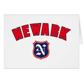 Newark Throwback Card
