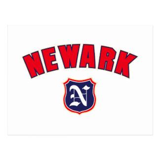 Newark Throwback Postcard