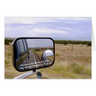 newartsweb - Objects in the Mirror Greeting Cards