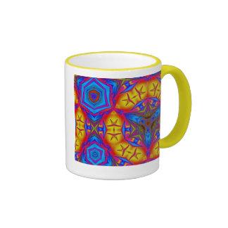 Newash Emblem Ringer Mug