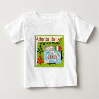 NewAtlanta Italian Language Meetup Shirt