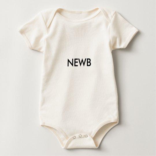 NEWB BABY BODYSUIT