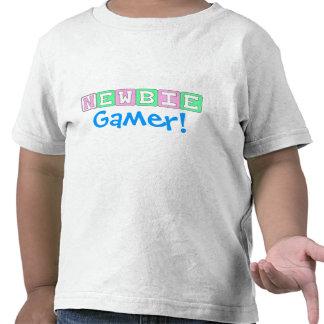 Newbie Gamer Toddler T-Shirt