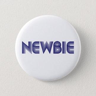 Newbie Pinback Button