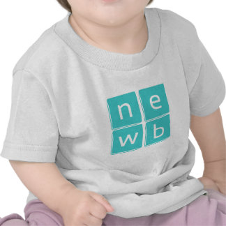 Newbies - stand up and be counted t shirts