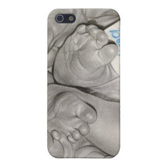 Newborn baby feet hands Speck Case